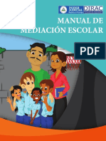 Manual de Mediacion Escolar