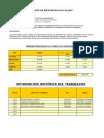 Liquidacion de Trabajador (Autoguardado)