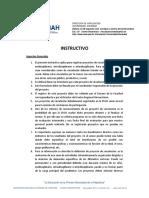 Instructivo de Formato de Proyectos (1)