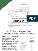 CANON 15