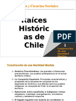 Raíces Historicas Chile