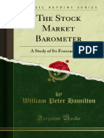 The Stock Market Barometer 1000058950