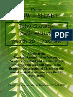 2016 Palm Sunday Choir Festival