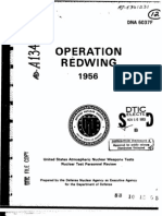 Operation REDWING 1956