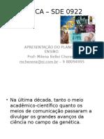 GENÉTICA – SDE 0922.pptx