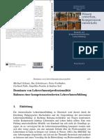 Schratz Domaenen Der Professionalitaet