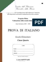 Italiano 2003-04