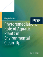 Phytoremediation Acuatic Plants