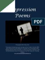 Depression Poems