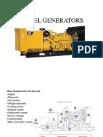 Diesel Gen Tips
