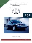 Toyota JIT System
