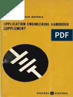 GE - NiCd Batteries