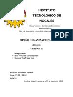 Itn Ige Disorg 17 Unidad 4 Ensayo Romero Yoseff Jose Said