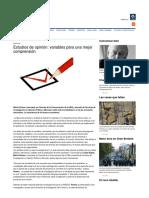 Estudios de Opinión_ Variables Para Una Mejor Comprensión _ Revista Cabal Digital