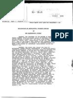 Declaration of Horizontal Property Regime