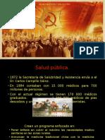 República Popular China. Salud comunitaria
