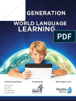 Next Gen World Language Learning