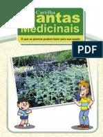 Cartilha Plantas Medicinais