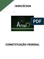 Exercícios Artº 5º Constituição Federal