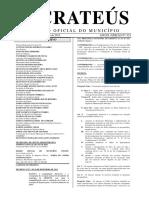 Diario Oficial n 033 2015