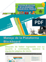 Manejo de La Plataforma Blackboard (1)