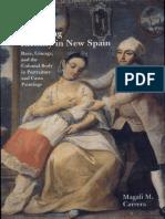 Imaginación e identidad en la Nueva España