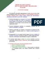 4 Etape Manag de Proiect