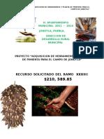 Proyecto Herramienta y Pimienta