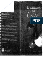 La Identificacion Con Cristo-H. a. Alonso
