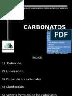 Carbonatos