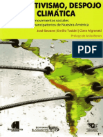 Taddei Emilio Extractivismo Despojo y Crisis Climática