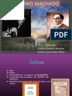 Antonio Machado Vida y Obras