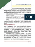 PROYECTO-Rutas Científicas, Artísticas y Literarias-2016