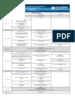Sname symposium agenda