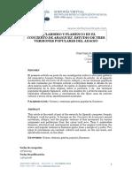 POPULARISMO Y FLAMENCO EN EL CONCIERTO DE ARANJUEZ. ESTUDIO DE TRES VERSIONES POPULARES DEL ADAGIO