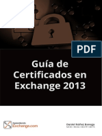 eBook --  Exchange 2013