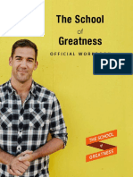 The School of Greatness Official Workbook