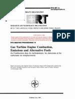 Gas Turbine Engine Combustion,