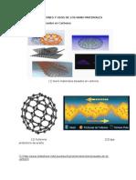 Aplicaciones y Usos de Los Nano Materiales