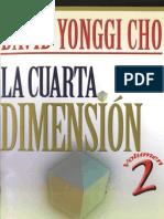 David Yonggi Cho La Cuarta Dimension 2
