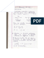 Alcohols/Phenols/Ethers - My Notes
