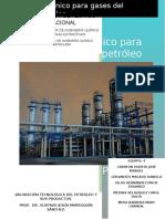 Proceso Criogénico Para Gases Del Petróleo Petróleo
