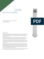 Nokia Flexi Multiradio Antenna System Datasheet
