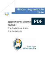 Fisica Secundaria  2do 2016