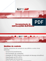 6 Documentação de instalações elétricas