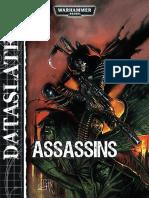Dataslate Assassins