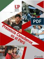 Presencia Canadiense en El Peru Revista