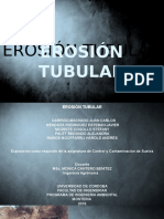 Erosion Tubular