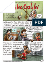 CÓMIC DE GALILEO