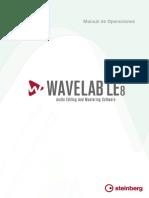 Wavelab Le8 OM Es (1) Manual